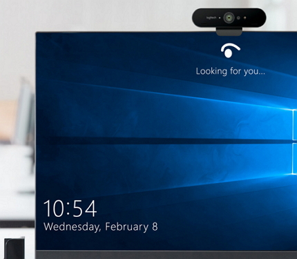 Logitech Brio Webcam 4K Ultra HD (960-001105)