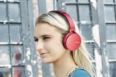 Sony Extra Bass Wireless Headphones (MDR-XB650BT)