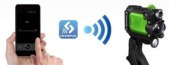 Olympus Stylus TG Tracker