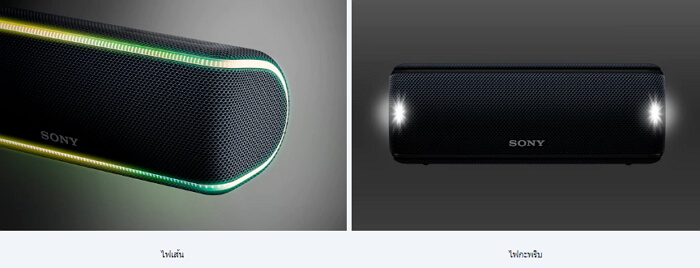 Sony Portable Wireless Bluetooth Speaker (SRS-XB31)