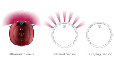 LG HOM-BOT SQUARE VR62701LVM