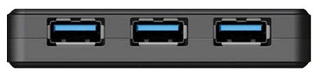 Transcend USB 3.0 4-Port HUB (TS-HUB3K)