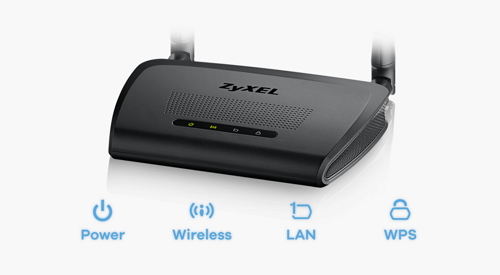 ZyXEL Wireless N300 Access Point and Repeater (WAP-3205 v3)
