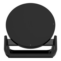 Belkin BOOST UP Wireless Charging Stand 10W for Apple, Samsung, LG and Sony (F7U052jaBLK)