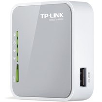 TP-Link TL-MR3020 (Portable 3G/4G Wireless N Router) 3G/4G Router, AP, WISP