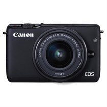 Canon EOS M10 With Lens 15-45mm