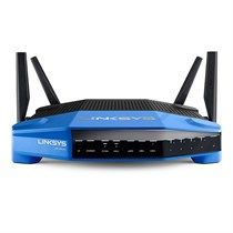 Linksys Dual-Band WiFi Router with Ultra-Fast 1.6 GHz CPU (WRT1900ACS)