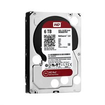 WD Red NAS Hard Disk Drive 6TB (WD60EFRX)
