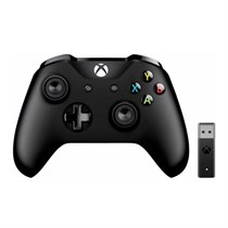 Microsoft Xbox Controller with Wireless Adapter for Windows 10 (MCS-4N7-00005)