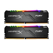 Kingston Hyper-X FURY RGB RAM DDR4(2666) 32GB (16GBX2) (HX426C16FB3AK2/32)