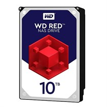 WD Red 10TB NAS HDD SATA-III 5400RPM 3.5-inch Internal Hard Drive (WD100EFAX)