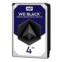 WD Black 4TB Performance Desktop HDD SATA-III 7200RPM 3.5-inch Internal Hard Drive (WD4005FZBX)