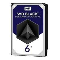WD Black 6TB Performance Desktop HDD SATA-III 7200RPM 3.5-inch Internal Hard Drive (WD6003FZBX)