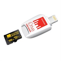 Strontium 128GB Nitro iDrive OTG Card Reader Lighting USB 3.0 (SRN128GTFU1D)