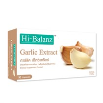 Hi-Balanz Garlic Extract (GL-30)