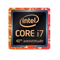 Intel Core i7-8086K Limited Edition Processor 12M Cache, up to 5.00 GHz