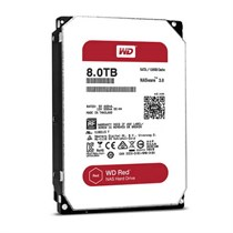 WD Red 5400 rpm SATA III 3.5