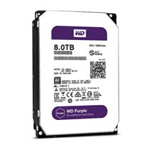 WD Purple 12TB Surveillance HDD SATA-III 7200RPM 3.5-inch Internal Hard Drive (WD121PURZ)