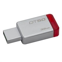 Kingston DT50 USB 3.1/3.0 Type-A Flash Drive 32GB  (DT50/32GBFR)