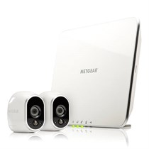 Netgear Arlo Wire-Free Security System with 2 HD Cameras (VMS3230)