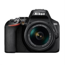 Nikon D3500 with Lens Kit 18-55 mm VR II