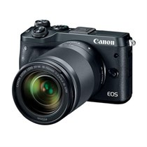 Canon EOS M6 & Lens 18-150 IS STM