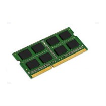 Kingston 4GB 1600MHz DDR3 Non-ECC CL11 SODIMM Single Rank x8 KVR16S11S8/4
