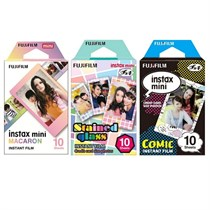 Fujifilm Instax Mini Film Seasonal แพ็ค 3 กล่อง