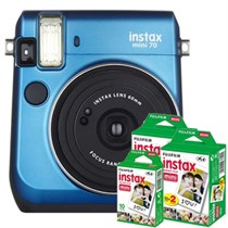 Fujifilm Instax Mini 70 Enjoy Snap Set