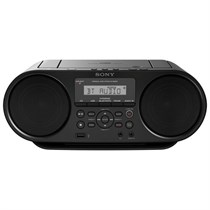 Sony CD Boombox with Bluetooth (ZS-RS60BT)