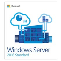 Microsoft Windows Server 2016 5 Clt User CAL Eng DSP OEI (OEM) (R18-05244)