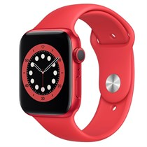 Apple Watch Series 6 สมาร์ทวอทช์ (Red Aluminium Case 40 mm)