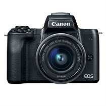 Canon EOS M50 with Lens 15-45 IS STM