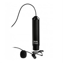 Boya Omni Directional Lavalier Microphone(BY-M40D)