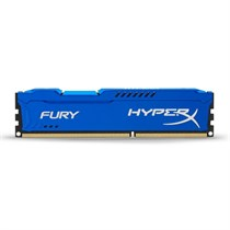 Kingston HyperX FURY 4GB 1600MHz DDR3 CL10 DIMM Blue (HX316C10F/4)
