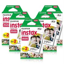 Fujifilm Instax Mini Film (20x5 Packs)
