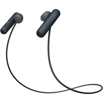 Sony หูฟังบลูทูธ Wireless In-Ear Sports Headphones (WI-SP500)