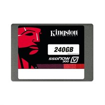 Kingston Digital 240GB SSDNow V300 SATA 3 2.5 (7mm height) (SV300S37A/240G)
