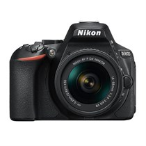 Nikon D5600 with Lens kit Nikkor AF-P 18-55mm F/3.5-5.6G VR