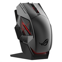 Asus ROG Spatha Rechargeable Wireless MMO Gaming Mouse (90MP00A1-B0UA00)