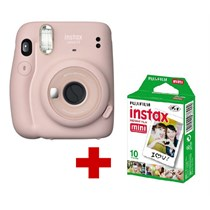 Fujifilm Instax Mini 11 Instant Film Camera Set  with Film 10 sheets