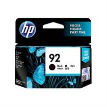 HP 92 Black Original Ink Cartridge (C9362WA)