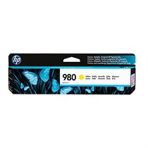 HP 980 Yellow Original Ink Cartridge (D8J09A)