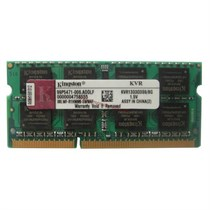 Kingston Ram 8GB 1333MHz DDR3 Non-ECC CL9 SODIMM KVR1333D3S9/8G (แรม)