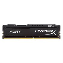 Kingston 4GB 2400MHz DDR4 Non-ECC CL15 DIMM HyperX FURY Black Series HX424C15FB/4