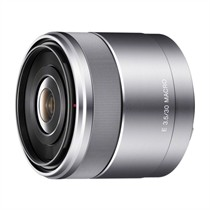 Sony E-mount Lens E30mm F3.5 (SEL30M35)