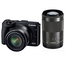Canon EOS M3 (Lens 18-55IS + 55-200)