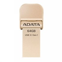 Adata 64GB AI920 Lightning Flash Drive OTG USB 3.1 Gen1 (AAI920-64G)