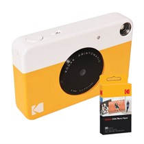Kodak Printomatic &Zink Photo Paper (20 Sheets)