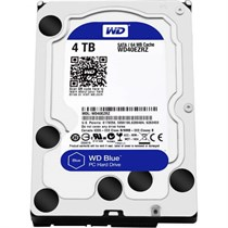 WD Blue 4TB HDD SATA-III 5400RPM 3.5-inch Internal Hard Drive (WD40EZRZ)
